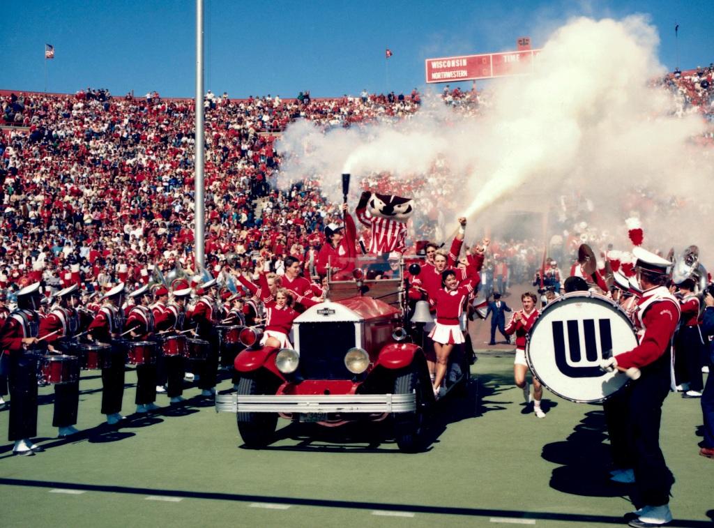 Bucky Wagon 1984